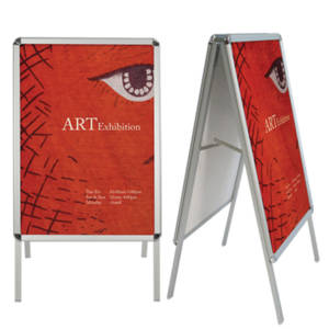 Aluminum Snap Frame Sign